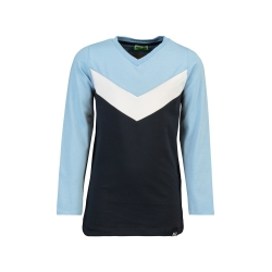 Longsleeve Luca Air blue