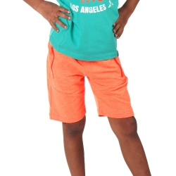 Shorts Nate neon orange