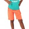 Shorts Nate neon orange
