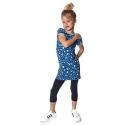 Jurkje Olivia french blue leopard
