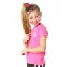 Shortsleeve Cleo neon pink