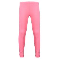 Legging (lang) neon pink
