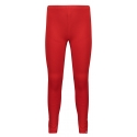 Legging (lang) red