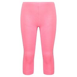 Legging (driekwart) neon pink