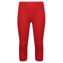 Legging (driekwart) red