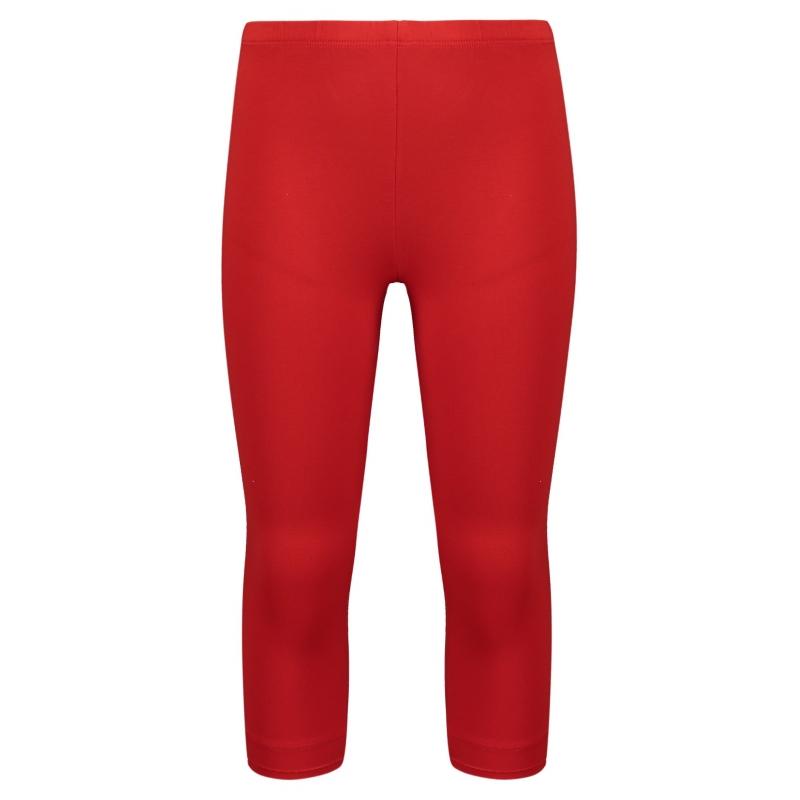 Legging (driekwart) red