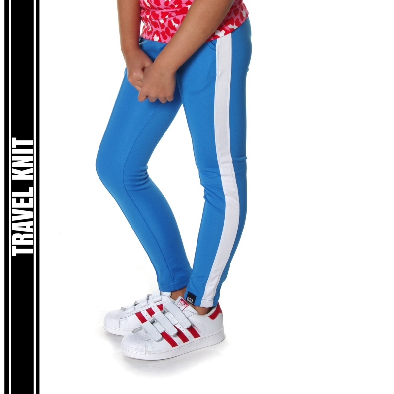 Broek Hind french blue