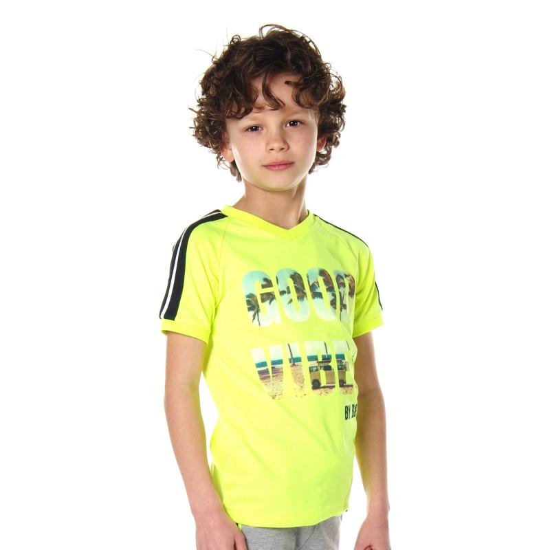 Shortsleeve Daaf neon yellow
