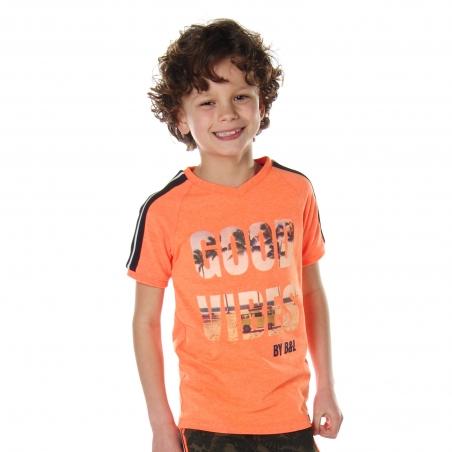 Shortsleeve Daaf neon orange