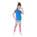 Shortsleeve Cleo french blue